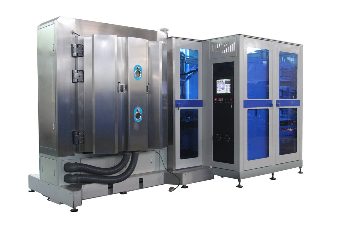PECVD Thin Film Coating Machine, Ion Source Plasma Enhanced PVD Deposition System