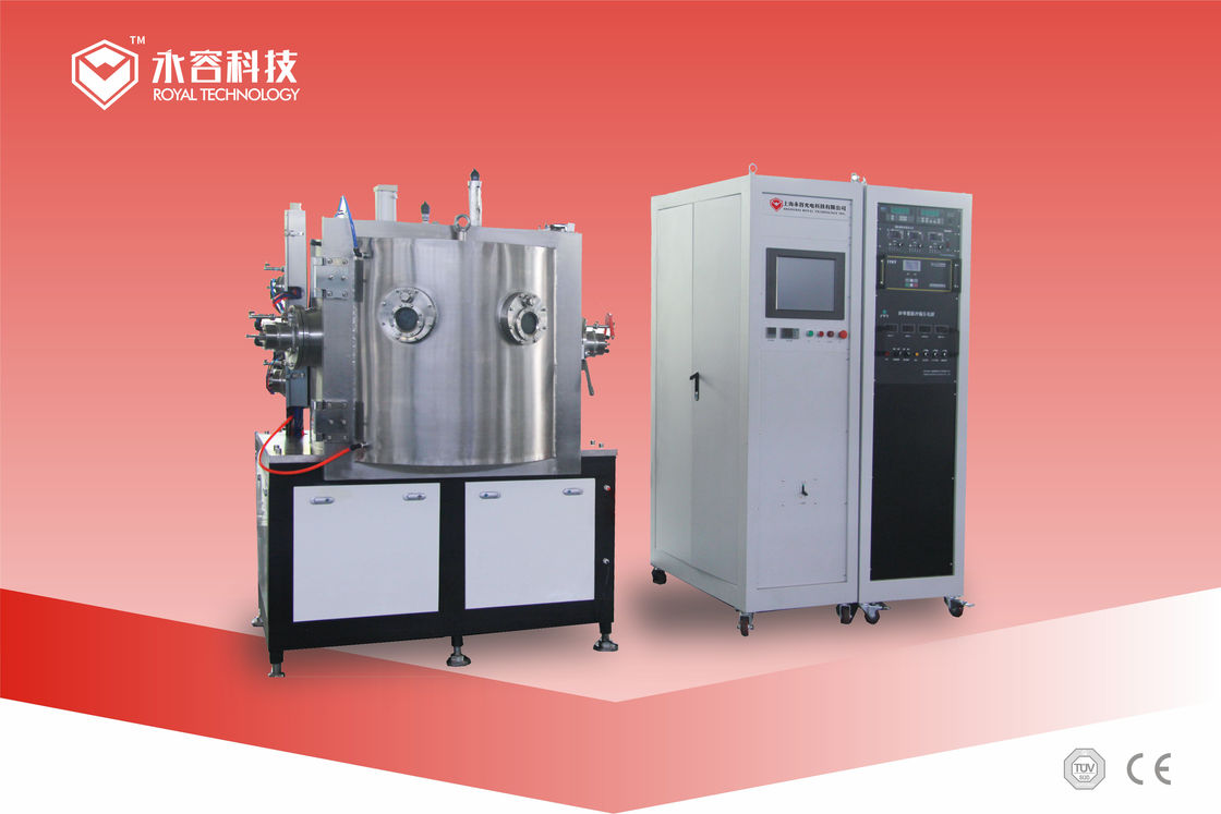 Jewerly Gold Plating Machine, DC Gold Sputtering Coating Plant