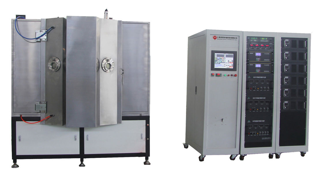 Nano Thin Film PVD Deposition Equipment, PVD Thin Film Coating Machine on Fasteners And Fittings